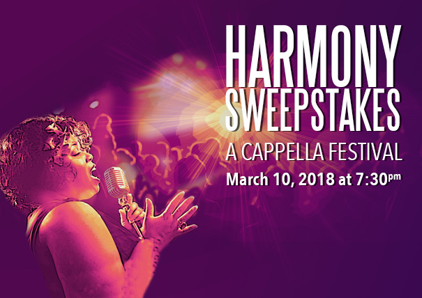 Harmony Sweepstakes-text